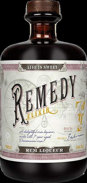 Remedy Elixir 34%vol. 0,05l