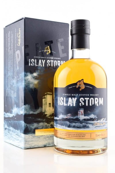 Islay Storm C.S. James & Sons 40%vol. 0,7l