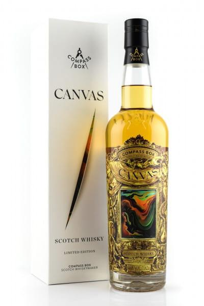 Canvas Compass Box 46%vol. 0,7l