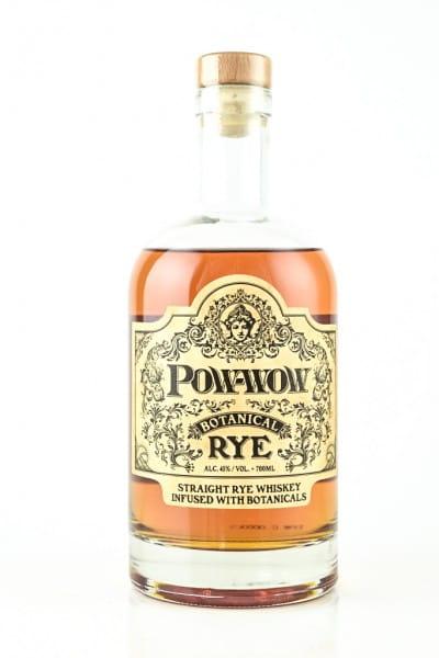 Pow-Wow Botanical Rye 45%vol. 0,7l