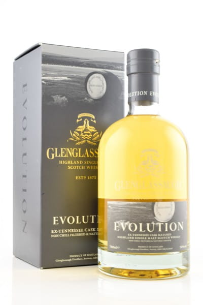 Glenglassaugh EVOLUTION 50%vol. 0,7l