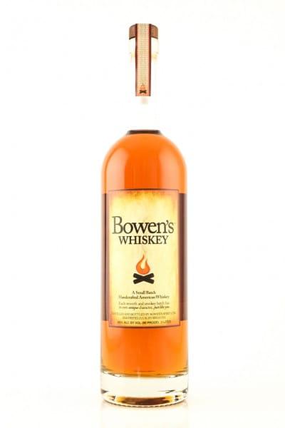 Bowen's Whiskey 45%vol. 1,0l