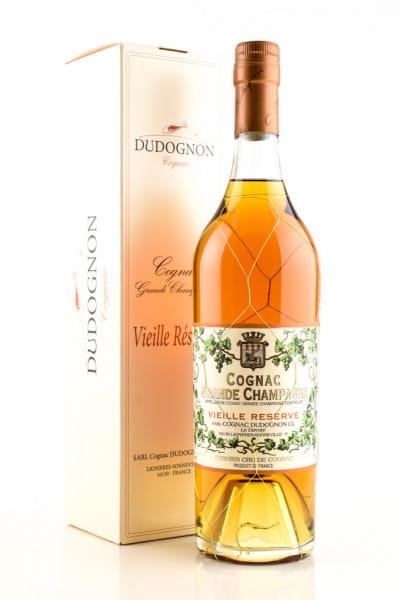 Dudognon Vieille Reserve Grande Champagne 40%vol. 0,7l