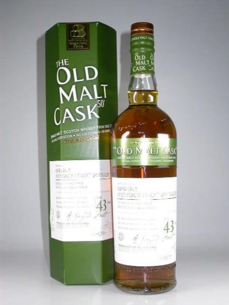 Probably Speyside's Finest Distillery 43 Jahre 1965/2008 Sherry Butt Douglas Laing 50%vol. 0,7l