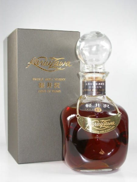 Karuizawa 17 Jahre Single Malt Whisky 40%vol. 0,7l