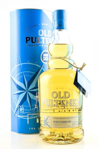 Old Pulteney Noss Head 46%vol. 1,0l