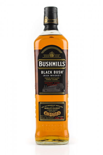 Bushmills Black Bush - Sherry Casks 40%vol. 0,7l