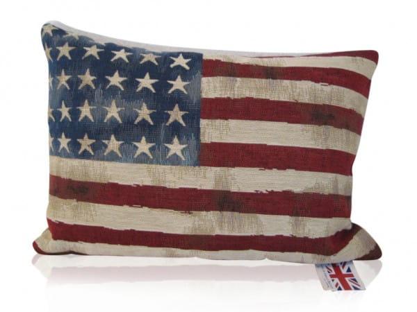 USA Kissen Stars & Stripes - Evans Lichfield ca. 45x33cm