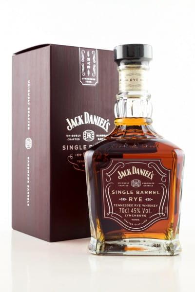 Jack Daniel's Single Barrel Rye 45%vol. 0,7l