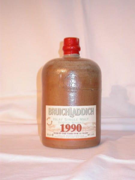 Bruichladdich 1990/2004 Steinkrug 46%vol. 0,7l