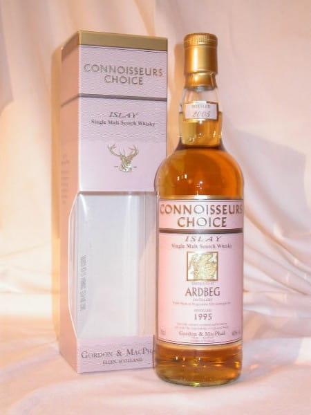 Ardbeg 95/05 Gordon & MacPhail Connoisseurs Choice 40%vol. 0,7l