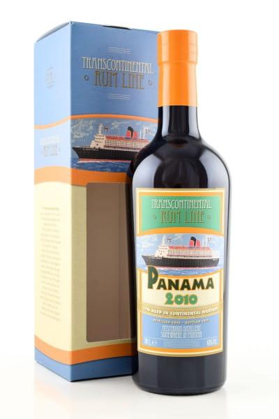Panama 2010 Transcontinental Rum Line 43%vol. 0,7l