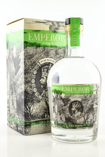 Emperor Lily White 42%vol. 0,7l