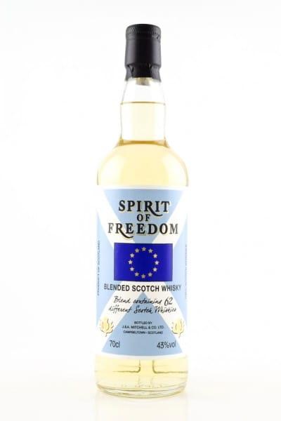 Spirit of Freedom 62 43%vol. 0,7l