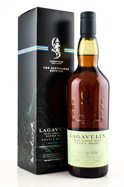 Lagavulin 2003/2019 Distillers Edition 43%vol. 0,7l