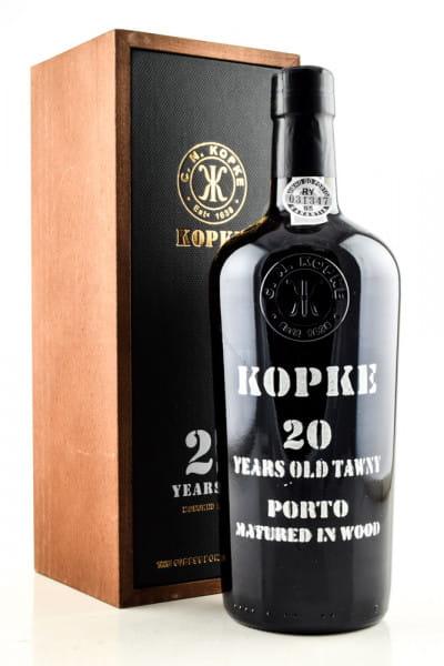 Kopke Tawny 20 Jahre 20%vol. 0,75l
