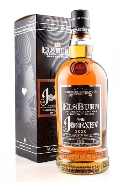 ElsBurn The Journey Edition 2020 43%vol. 0,7l