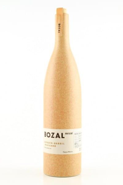 Bozal Espadin-Barril-Mexicano Mezcal Ensamble 47%vol. 0,7l