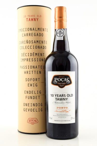 Pocas Tawny 10 Jahre 20%vol. 0,75l