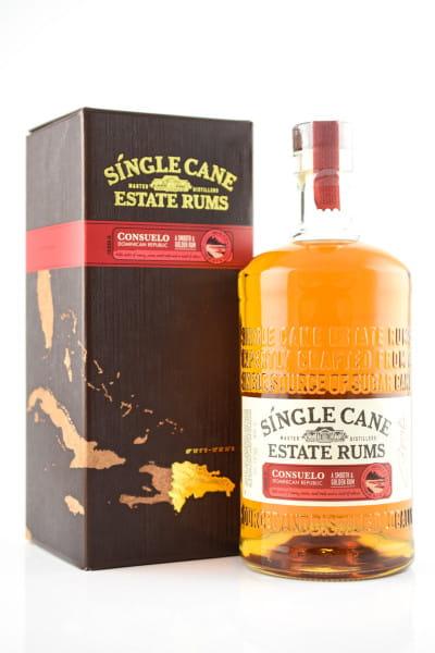 Single Cane Estate Rums Consuelo 40%vol. 1,0l