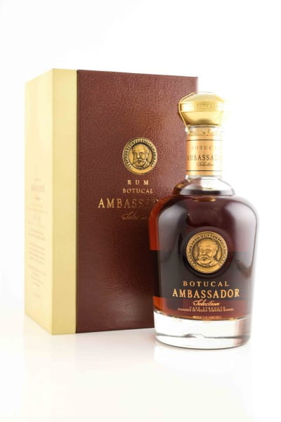 Botucal Ambassador Selection 47%vol. 0,7l