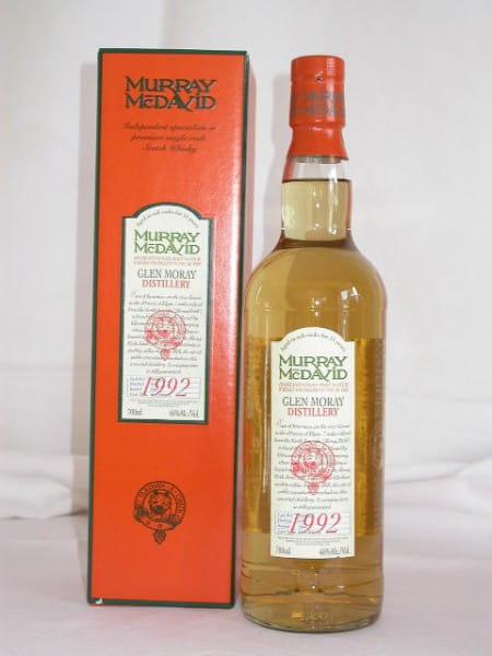 Glen Moray 1992/2005 Bourbon/Madeira Murray McDavid 46%vol. 0,7l alt