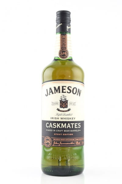 Jameson Caskmates Stout Edition 40%vol. 1,0l