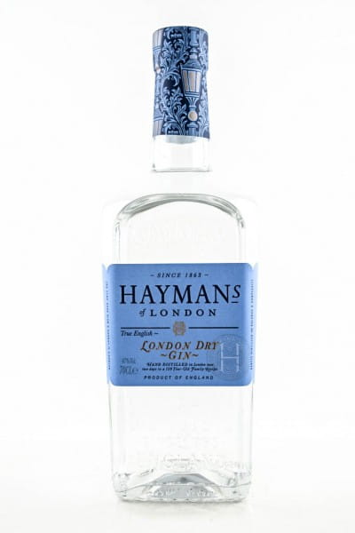Hayman's London Dry Gin 47%vol. 0,7l