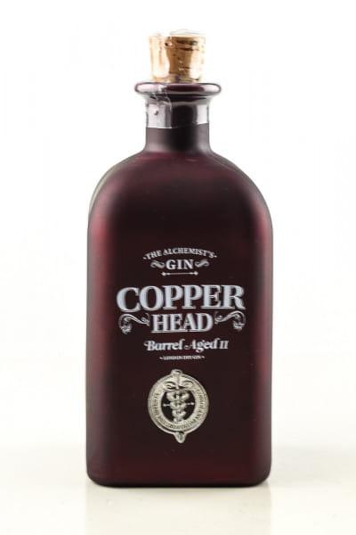 Copperhead Barrel Aged II 46%vol. 0,5l