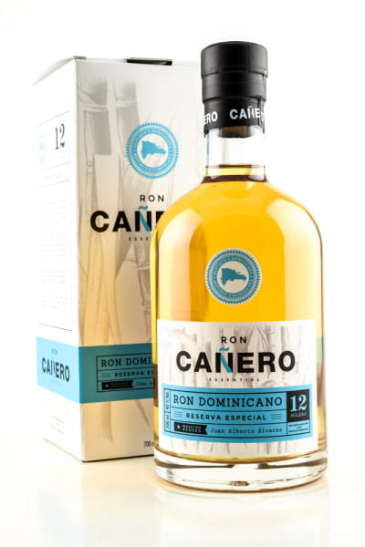 Canero 12 Jahre Reserva Especial 40%vol. 0,7l