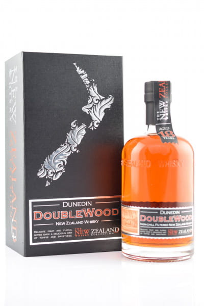 Dunedin 18 Jahre Double Wood The New Zealand Whisky Co. 40%vol. 0,5l