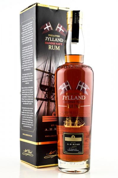 A.H. Riise Fregatten Jylland Danish Navy Rum 45%vol. 0,35l