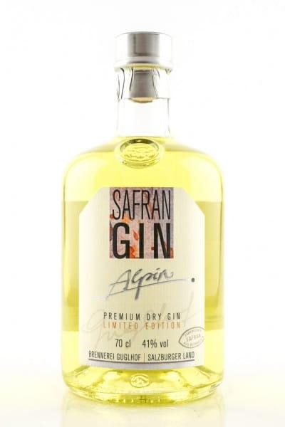 Safran Gin Alpin Guglhof 41%vol. 0,7l
