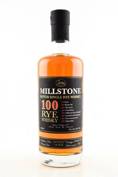 Millstone 100 Rye Whisky 50%vol. 0,7l