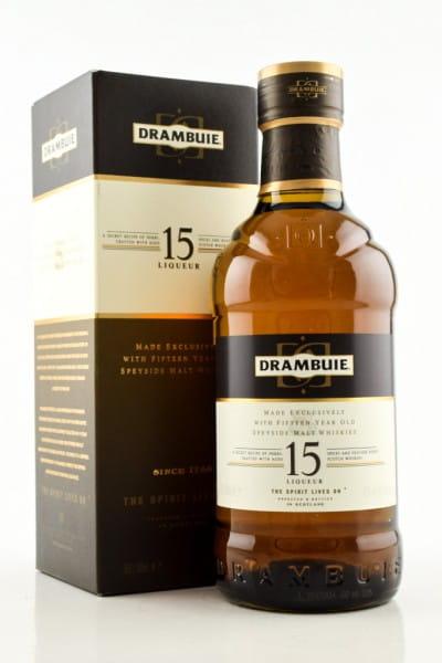 Drambuie 15 Jahre Whisky Liqueur 43%vol. 0,5l