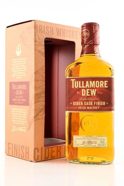 Tullamore Dew Cider Cask Finish 40%vol. 0,5l