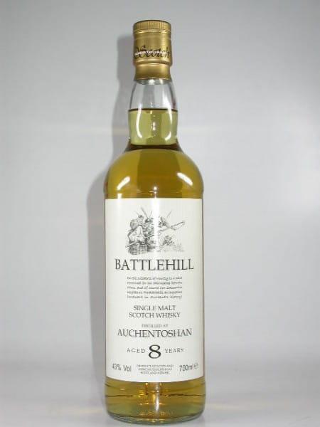 Auchentoshan 8 Jahre Battlehill Duncan Taylor 43%vol. 0,7l