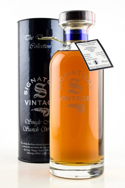 Glenrothes 1997/2019 Cask #6369 The Decanter Collection Signatory 43%vol. 0,7l