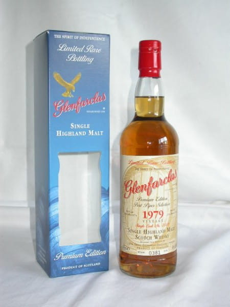 Glenfarclas 1979 Port Pipes Selection 46%vol. 0,7l