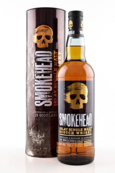 Smokehead 43%vol. 0,7l