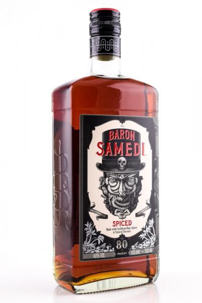 Baron Samedi Spiced 40%vol. 0,7l