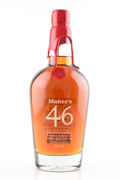 Maker's Mark 46 47%vol. 0,7l