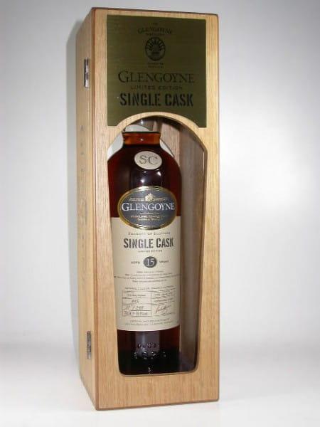 Glengoyne 15 Jahre 1993/2008 Oloroso Sherry Hogshead Single Cask 55,5%vol. 0,7l