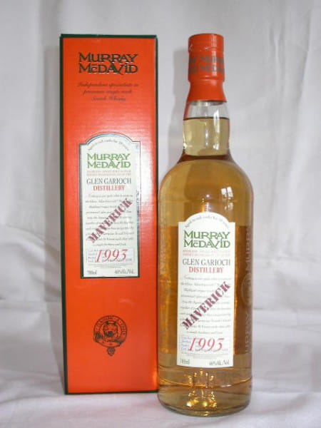 Glen Garioch 93/04 Bourbon/Pinot Noir Murray McDavid 46%vol.0,7l