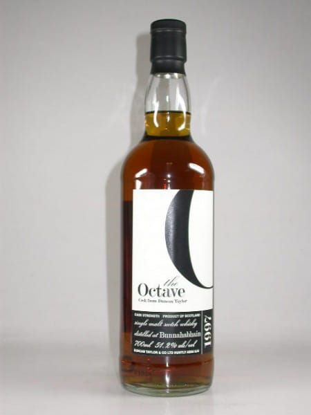 Bunnahabhain 1997/2010 Octave-Cask f. Malts and More Duncan Taylor 51,2%vol. 0,7l