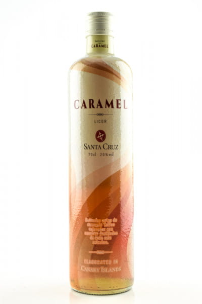 Santa Cruz Caramel Licor 20%vol. 0,7l