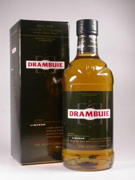 Drambuie Whisky Liqueur 40%vol. 0,7l - mit Geschenkkarton