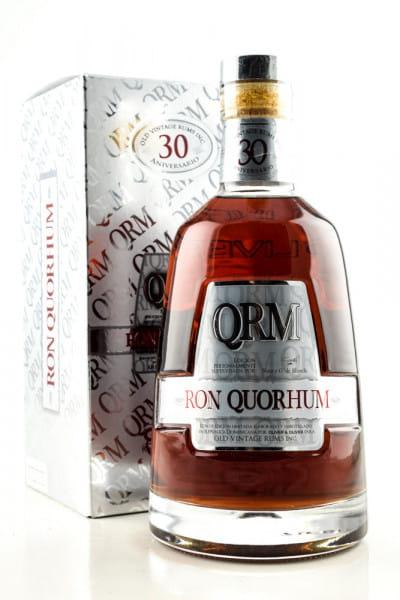 Ron Quorhum 30 Jahre 40%vol. 0,7l