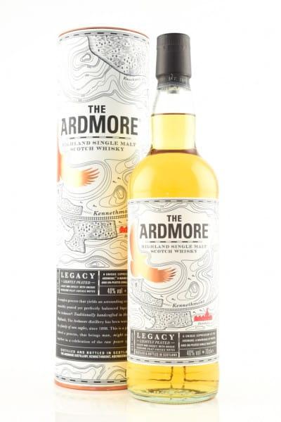 Ardmore Legacy 40%vol. 0,7l