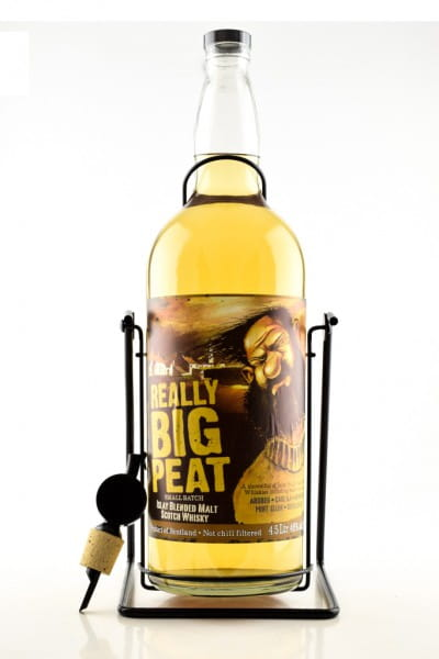 Really Big Peat 46%vol. 4,5l